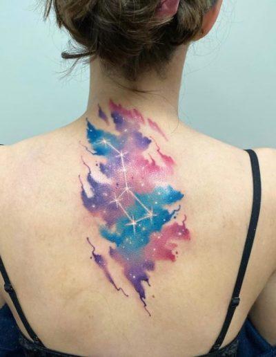 big dipper tattoo