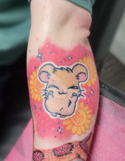 cut critter tattoo