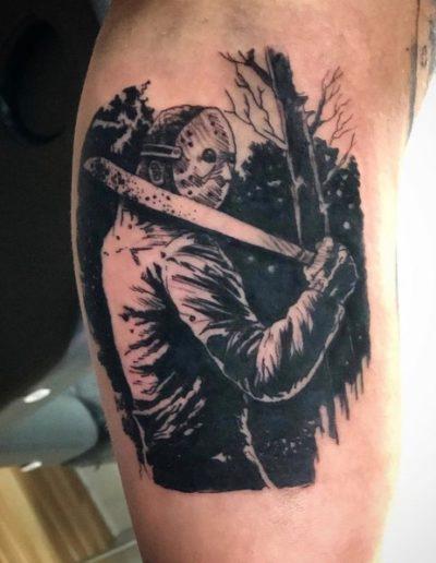 jason tattoo